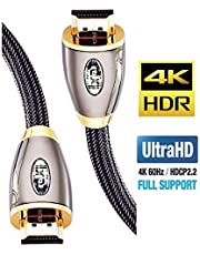 Pro Gold Red range hdmi cable variation …