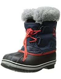 Sorel Yoot Pac Nylon Collegi N Cold Weather Boot (Toddler/Little Kid/Big Kid)