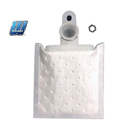 amazon com: walbro 255 gss340 fuel pump filter screen strainer sock:  automotive
