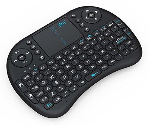 Rii Wireless Touchpad Keyboard RT MWK 08