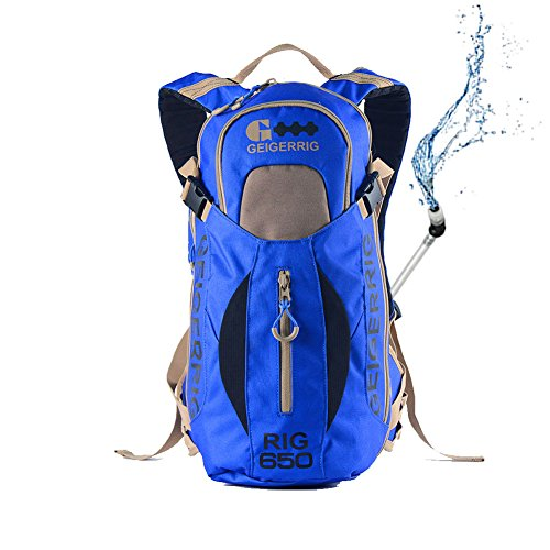 Geigerrig RIG 650 (Blue) Hydration Pack