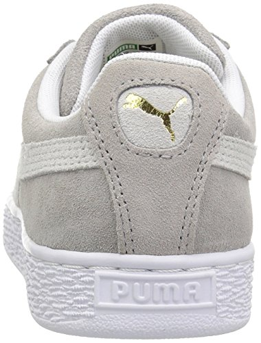 Chaussures Puma puma Pour Ash Classiques En White Daim Hommes O6d6aw