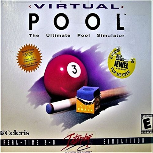Virtual Pool 1 / Virtual Pool 2 Bundle (Jewel Case) - ()