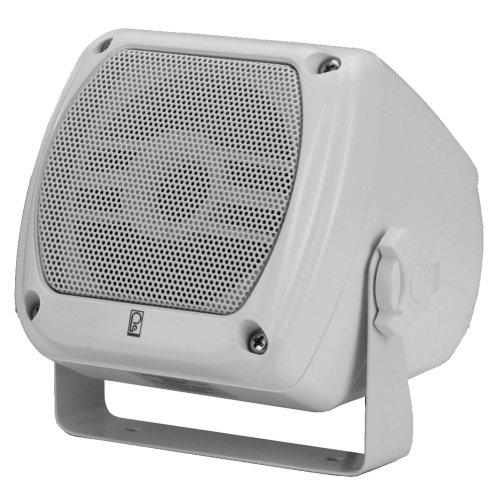 Poly-Planar Subcompact Box Speaker 80W (PR White) ()