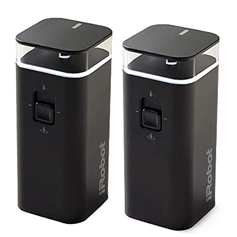Dual Mode Virtual-Wall Barrier For iRobot Roomba /& Scooba 8 9 series 980 970 960