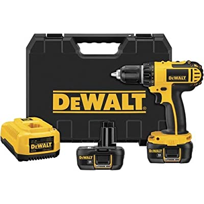 DEWALT DCD760KL 18-Volt 1/2-Inch Cordless Compact Lithium-Ion Drill/Driver Kit review