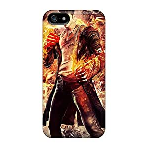 Pretty YDw4380TrnW Iphone 5/5s Case Cover/ Dmc 5 Dante Ready To Fight Series High Quality Case