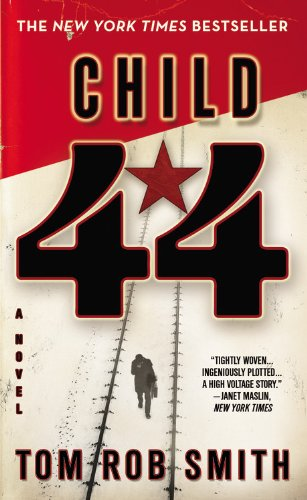 Book cover for Child 44