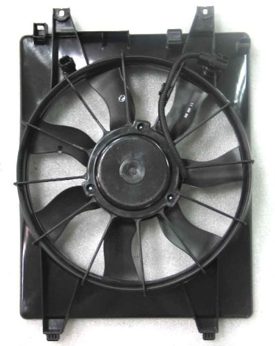 Depo 321-55021-101 Radiator Fan Assembly