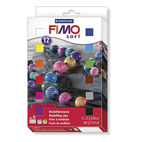 Staedtler Modelling Clay Learning and Development (8023 01 05) - Fimo Modeling Clay