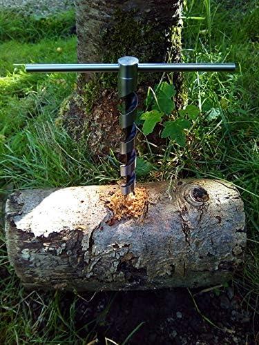 XL Scotch Yeux /à T pour bushcraft survie /& pi/éger para-rope Corde en polypropyl/ène