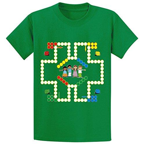 Design Game Kids Kid T Shirts Green