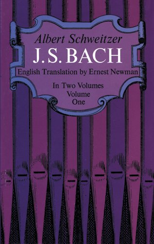 J. S. Bach (Vol 1)
