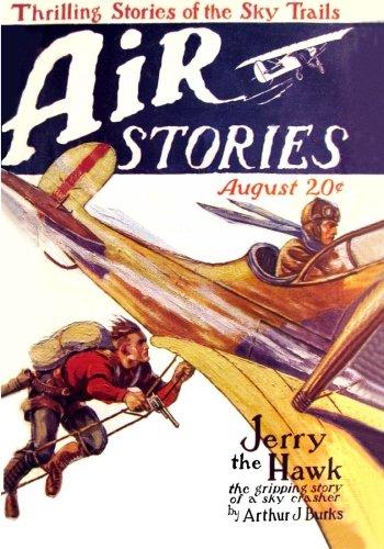 Air Stories: August 1927 ebook