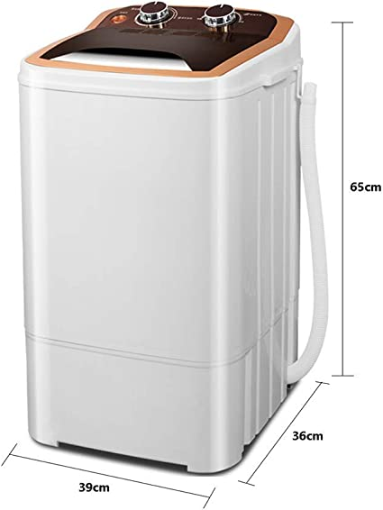 MU Mini Lavadora semiautomática de Gran Capacidad integrada para ...
