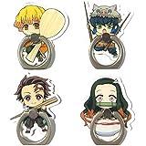 Amazon.com: Bowinr Naruto - Anillo para teléfono móvil con ...
