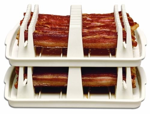 Emson Bacon Wave Microwave Bacon Cooker Review