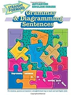 Amazon diagraming sentences 9781580372824 deborah white grammar diagramming sentences advanced straight forward english series ccuart Gallery