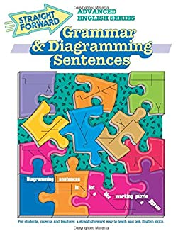 Sentence diagramming online practice free wiring diagram portal amazon com grammar diagramming sentences advanced straight rh amazon com beginning sentence diagramming worksheets beginning sentence ccuart Choice Image