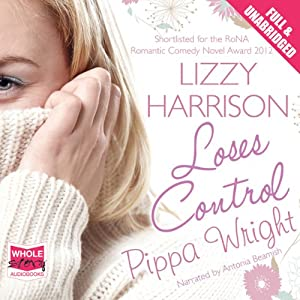 Lizzy Harrison Loses Control Audiobook