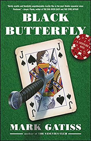 book cover of Black Butterfly