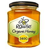 Rowse Clear Organic Honey (340g)