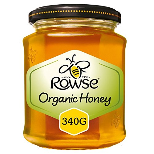 Rowse Clear Organic Honey (340g) by Rowse