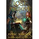 Lost Archive: A LitRPG Adventure (Veilwalkers Book 1)