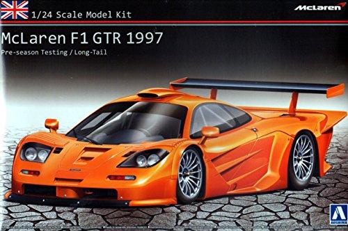 1/24 Mclaren F1 GTR 1997 (Long Tail)