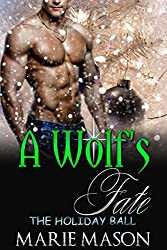 A Wolf's Fate (A BBW Shapeshifter Romance) (The Holiday Ball Book 2)