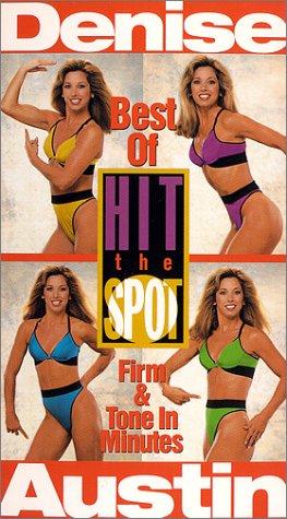 Denise Austin - Hit the Spot:Best of Hit the Spot [VHS] by Live / Artisan