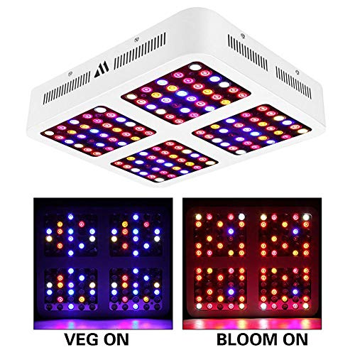 Best 500 Watt Led Grow Light in US - 5