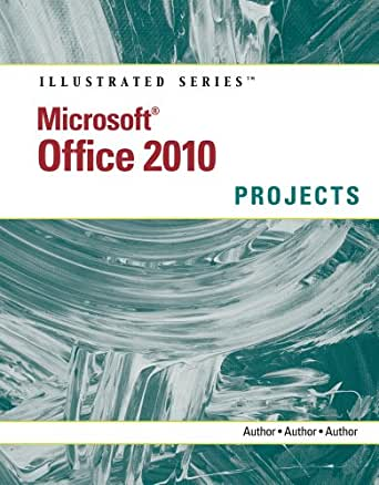 Bundle: microsoft office 2010: illustrated introductory, first.