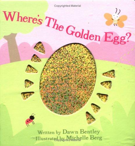 Where's the Golden Egg? (Holiday Foil Books)