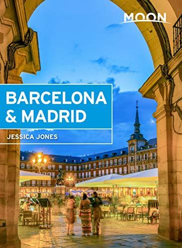 Amazon.com: Moon Barcelona & Madrid (Travel Guide) eBook ...