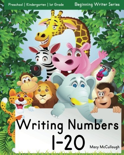 Writing Numbers 1-20 by Macy McCullough - Number Stores Macy's Of