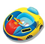 Micord Wheel Horn Inflatable Float Car Shade Seat Boat with Steering Wheel And Handle