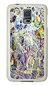 Samsung S5 case awesome cover Doodle Art Art PC White Custom Samsung Galaxy S5 Case Cover