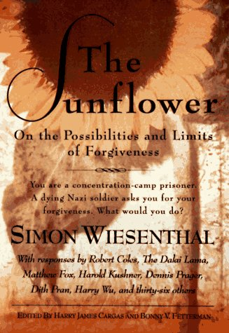 """""""The Sunflower"""" by Simon Wiesenthal Essay Sample"""