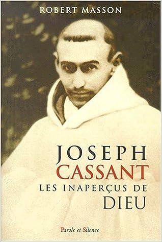 Livres gratuits Joseph Cassant. Les inaperçus de Dieu pdf ebook