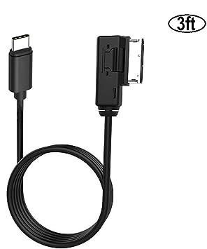 Cable Mercedes USB C S-u-p-p-l-y, adaptador para automóvil ...