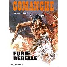 Furie rebelle comanche 06
