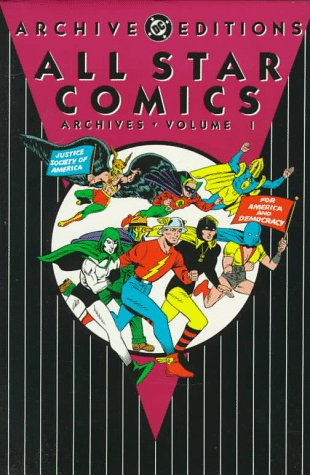 All Star Comics - Archives, Volume 1 (Archive Editions (Graphic Novels))