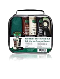 Moneysworth and Best Self Shine Shoe Cream Kit