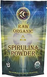 Earth Circle Organics Spirulina Powder, 4-Ounce