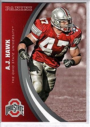 more photos 71c2e 1d74b Amazon.com: Football NFL 2015 Panini Ohio State Buckeyes #48 ...