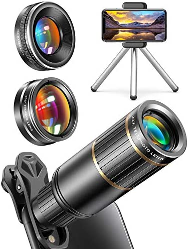 Samsung Android Telephoto Screwed Together product image