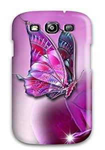 Hot FpQodvN4725TzGSo Butterfly Tpu Case Cover Compatible With Galaxy S3 by Maris's Diary
