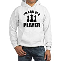 CafePress - Cool Chess Designs Hooded Sweatshirt - Pullover Hoodie, Classic & Comfortable Hooded Sweatshirt