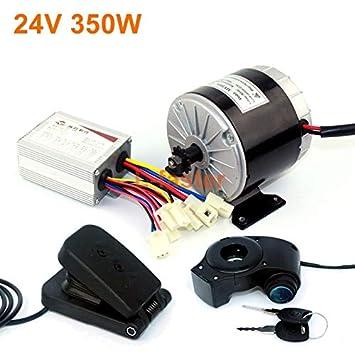 Amazon.com: l-faster 24 V36 V 350 W Scooter eléctrico Motor ...